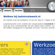 Lastminutewerk.nl